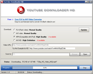 free software youtube downloader latest version