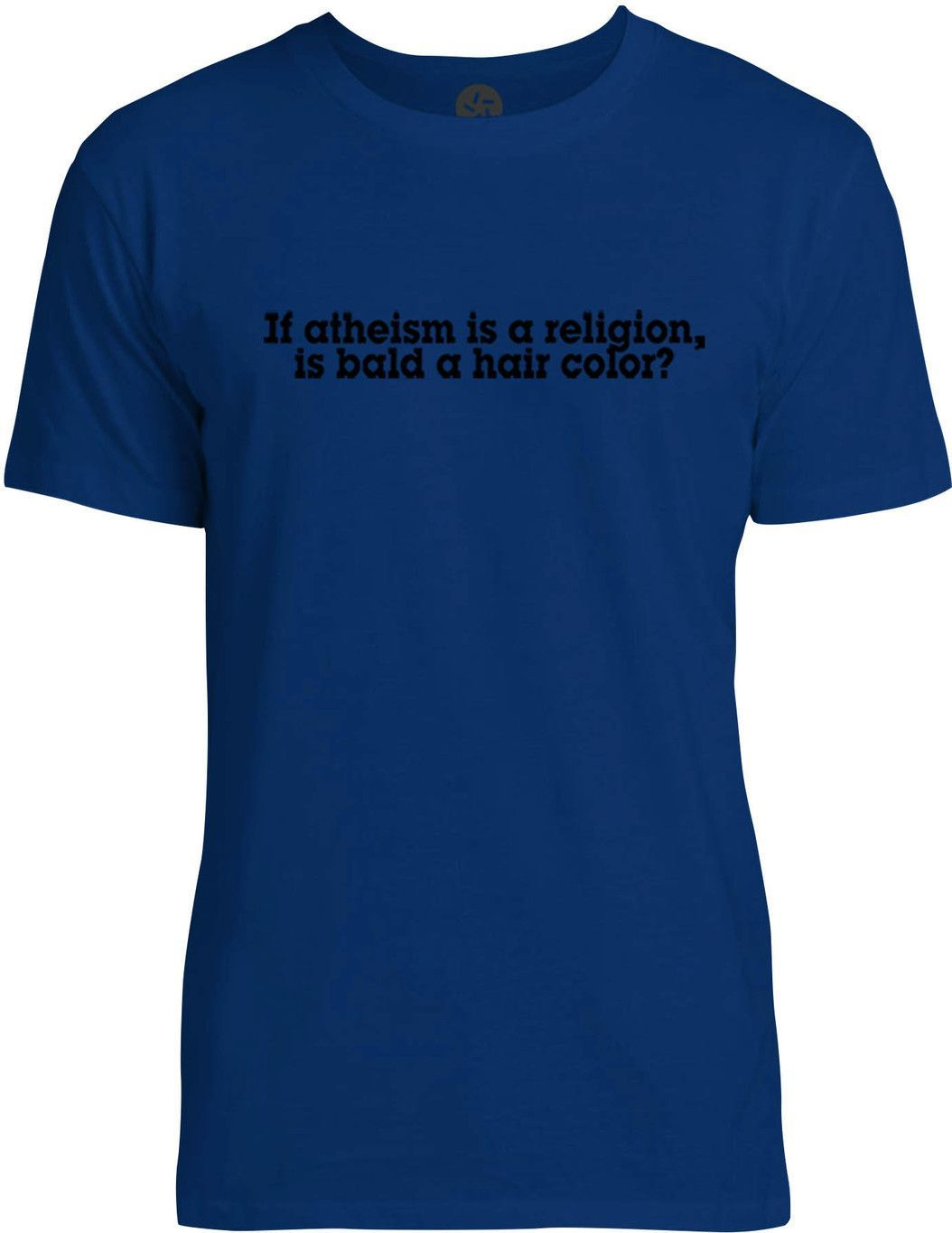 If atheism is a religion is bald a hair color black mens fine