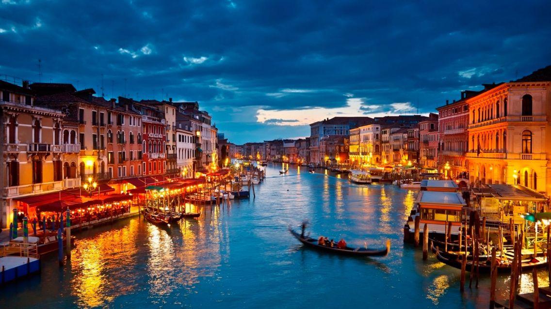 Italy is so romantic!