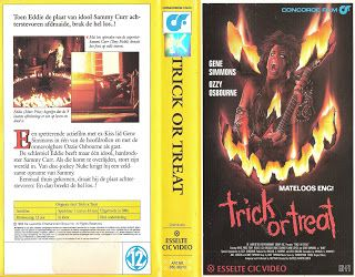 Trick Or Treat 1986