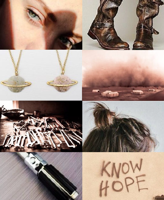 Know hope. - Rey - Star Wars aesthetic