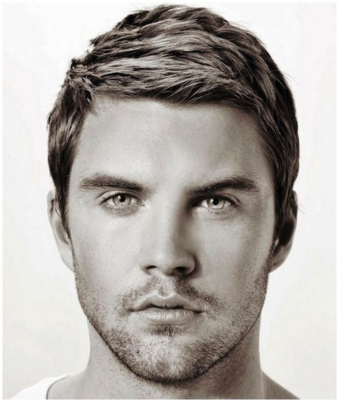 Great Hairstyles For Men Ideas According To Face Shape