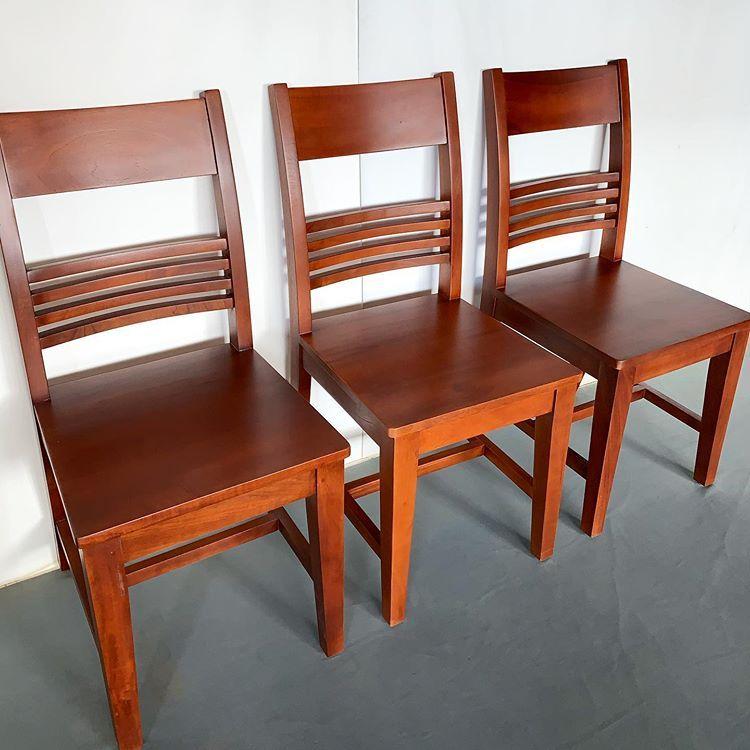 23 Imagenes de sillas de madera para comedor