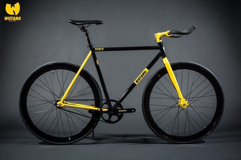 Wu Tang Brand 20th Anniversary Ltd Edition Bike Pre Order