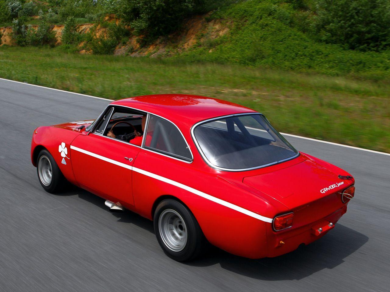 1968 alfa romeo giulia 1300 gta junior corsa | things i like