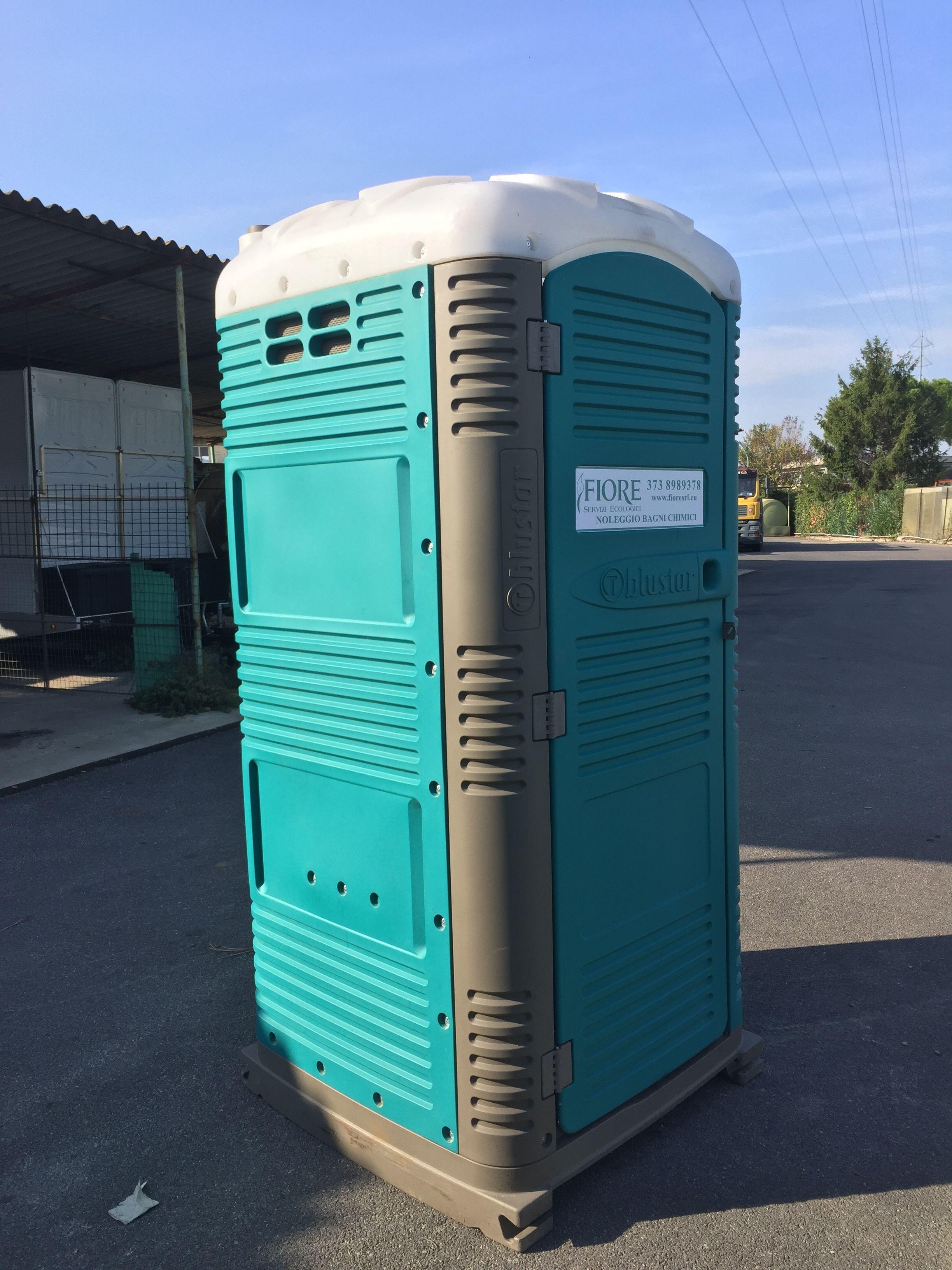 Myblok Portable Toilet Portable Restrooms Locker Storage