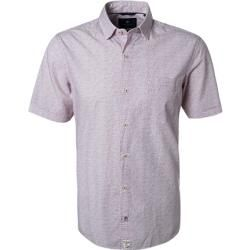 Photo of Pierre Cardin short sleeve shirt men, purple Pierre Cardin