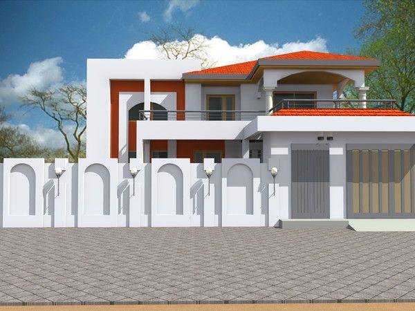 Villa Christ Mafhi A Cotonou Au Benin Architecture Design