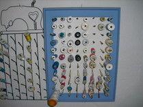 Great idea for thread storage.  Und es ist auf Deutsch!! :)