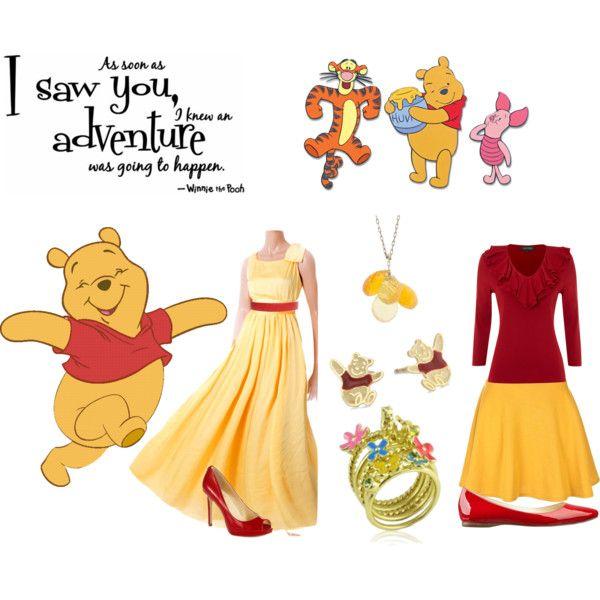 650e8f51baa1 Winnie the Pooh formal and casual dress