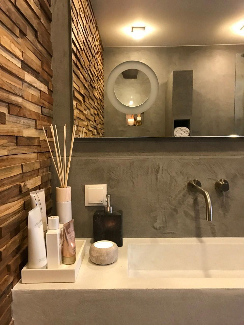 Hotel Chique Badkamer Eigen Huis Tuin Moderndesignbathrooms