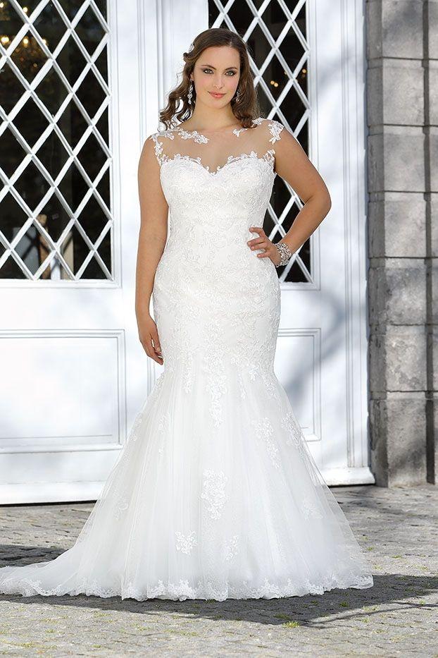 brudekjole 2017 fra butikken Weddingdeluxe i stenløse www ...