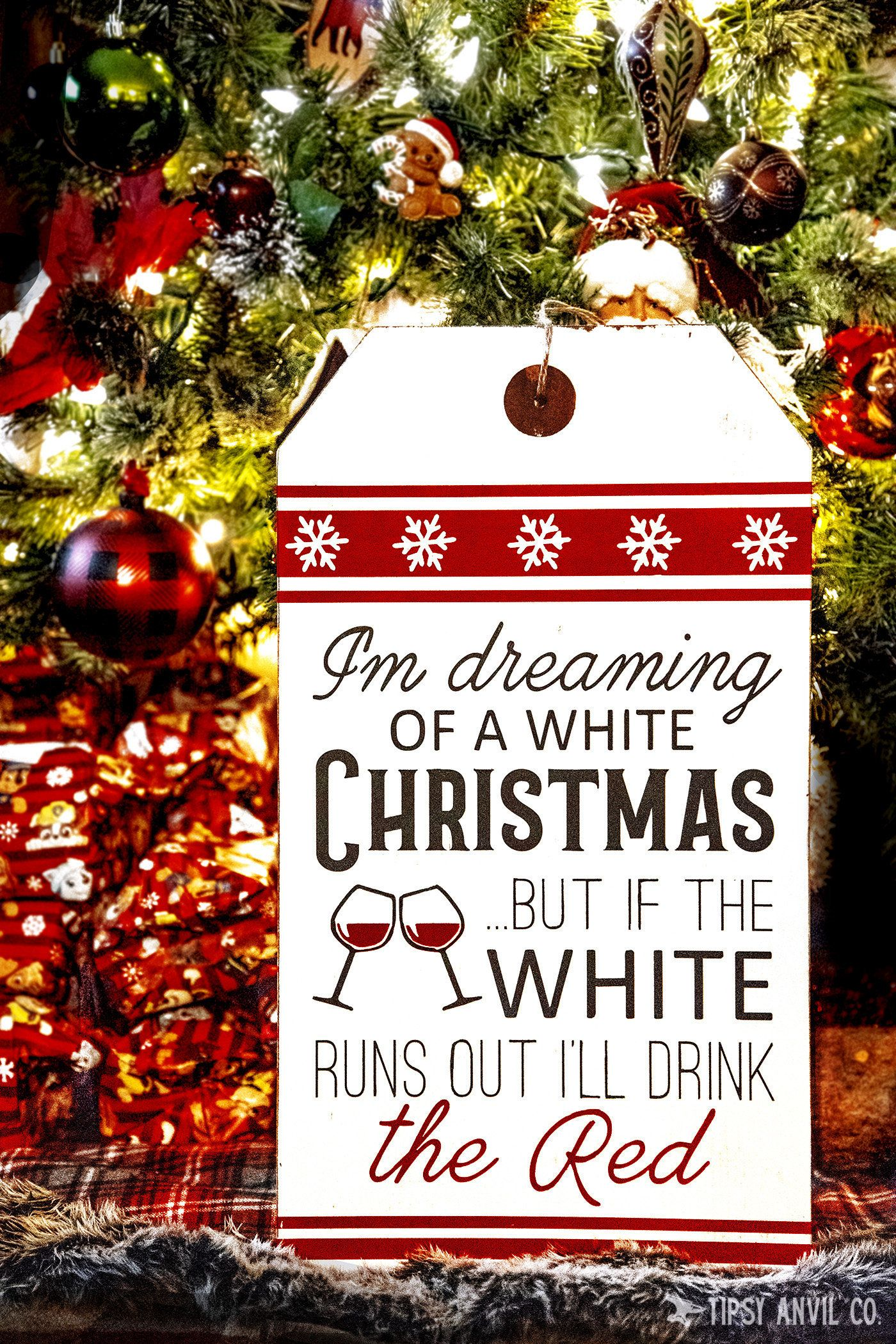 Christmas Wood Sign Dreaming Of A White Christmas Wine Etsy White Christmas Wine Sign Christmas Signs Wood White Christmas Wine