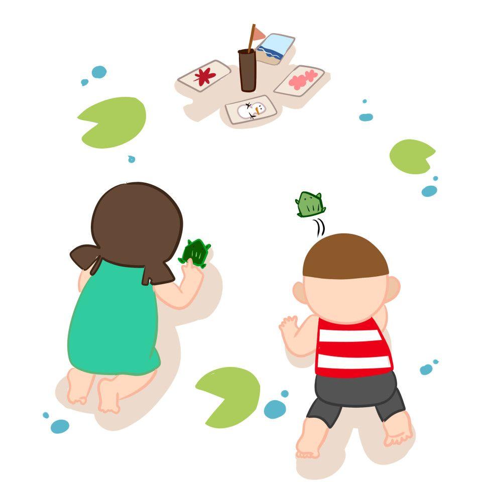 Lomba Kodok Melompat Origami Kertaslipat Diy Permainananak Parenting Aplikasi Aplikasiparenting Aplikasibermain 개구리 육아