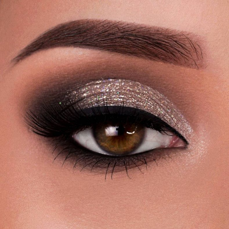 Sexy eyeshadow colors for brown eyes