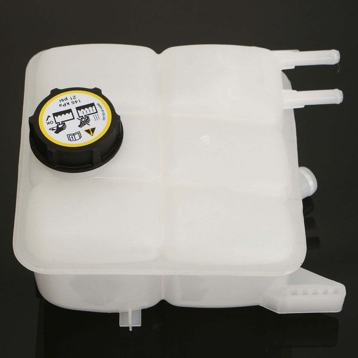 2010 2011 2012 2013  Mazda 3 2.5 radiator overflow bottle oem new!