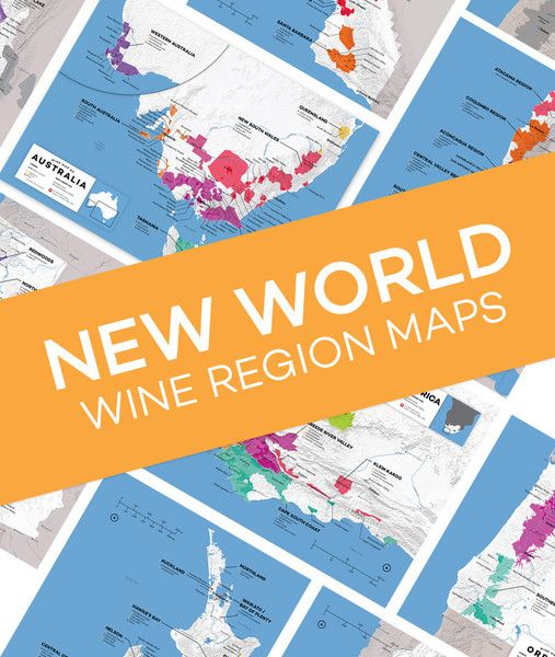 Save 30 on 10 wine maps Description Explore pioneering wine - new world map of africa