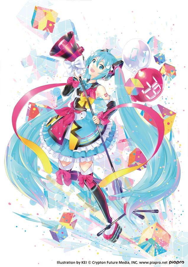At Magical Mirai 2018, you can experience firsthand the
