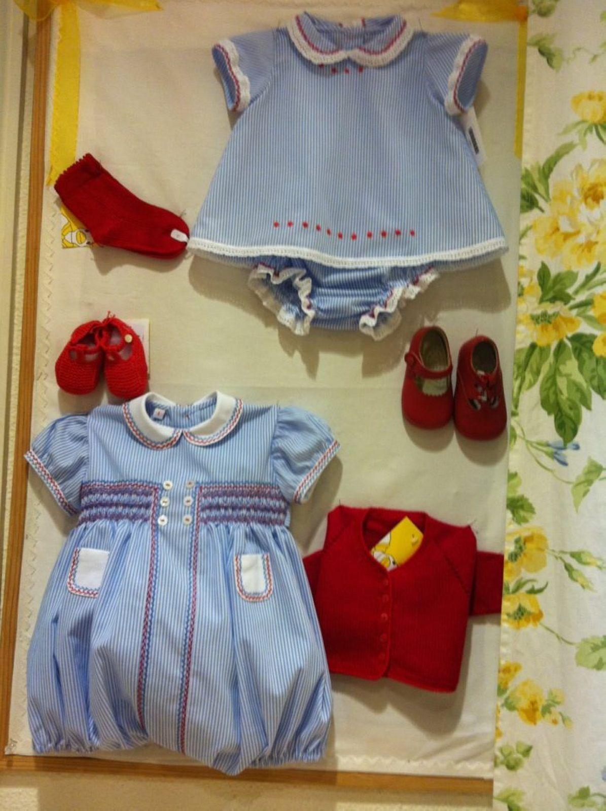 lo último d4819 3a043 Prensa La Oca Loca | Bebe | Vestidos para bebés, Vestidos de ...