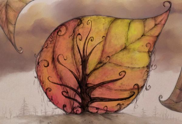 Leafy goodness by BasilLane.deviantart.com on @DeviantArt