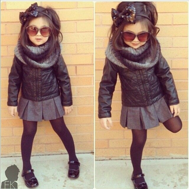petite fille fashion