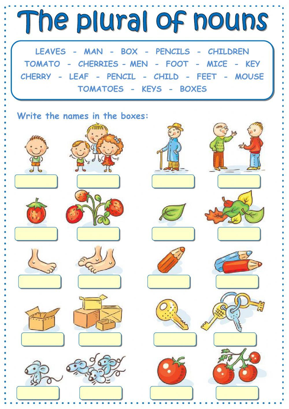 11,239 FREE Grammar Worksheets - Busy Teacher