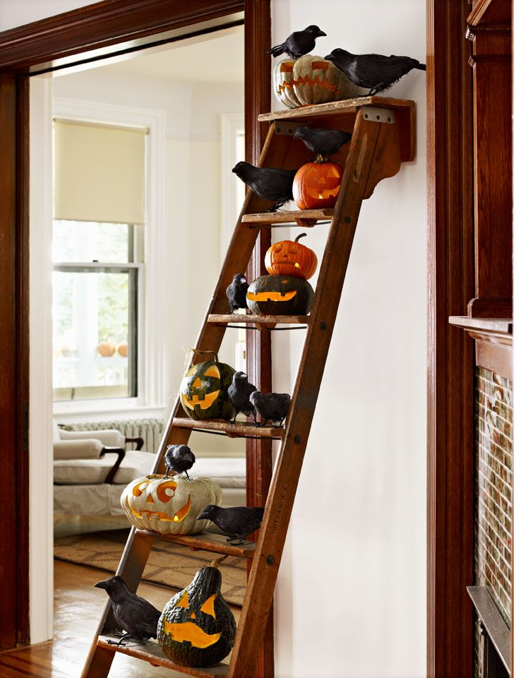 Bewitching Halloween Decorations Halloween Party Ideas Pinterest