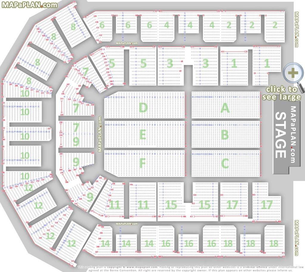Stylish And Gorgeous Nottingham Arena Seating Plan Seating Plan How To Plan Birmingham
