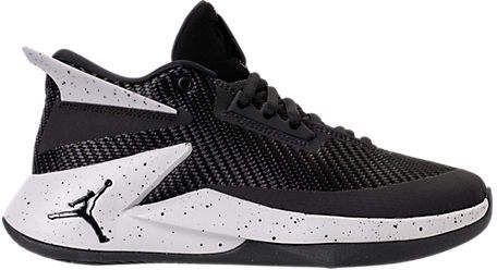 zapatillas de deporte para baratas Promoción de ventas 100% de satisfacción Boys' Big Kids' Air Jordan Fly Lockdown Basketball Shoes ...
