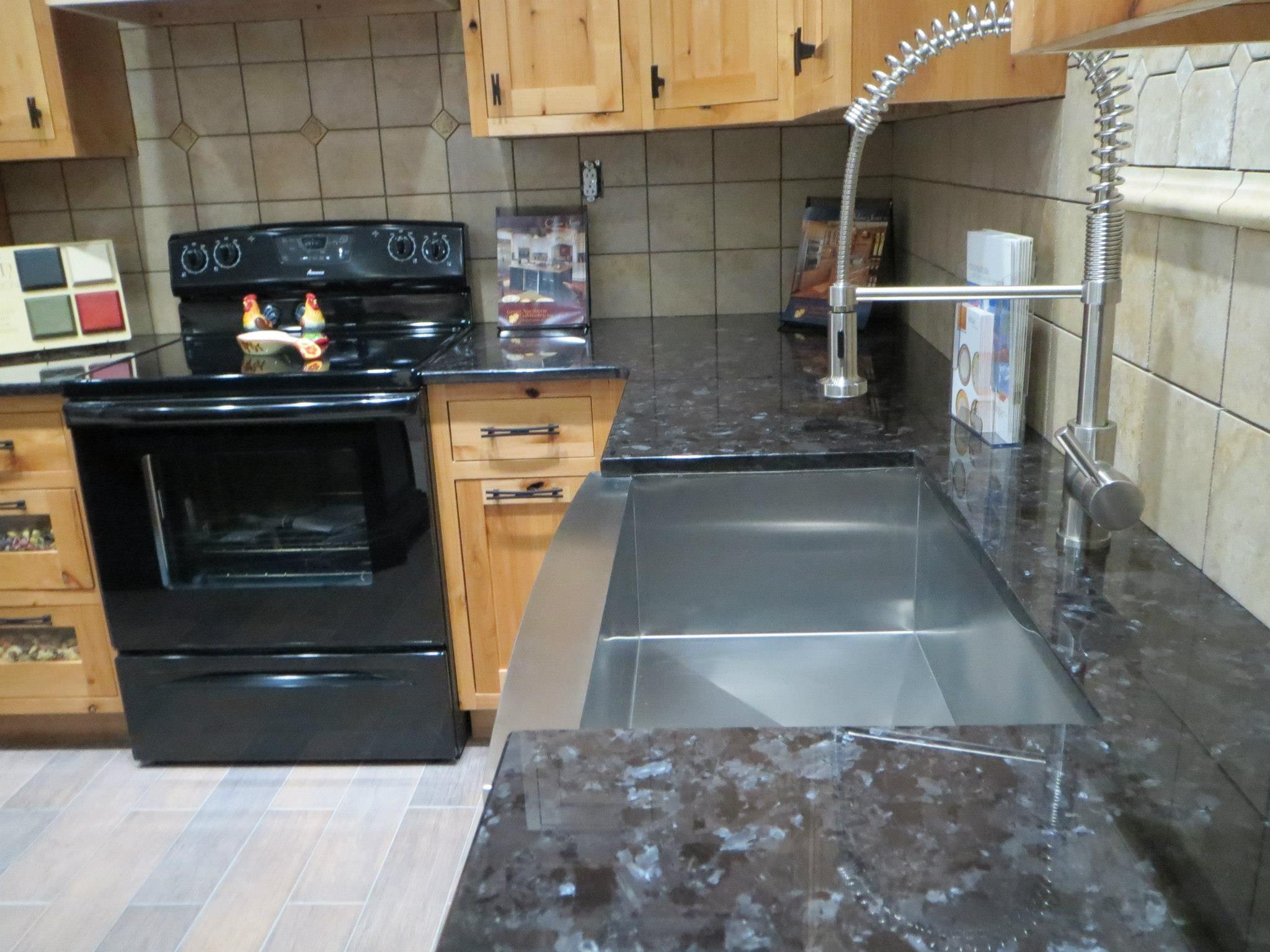 Koh Granite Marble Cherry Hill Nj Upper Level With 1 4 Bevel Edge