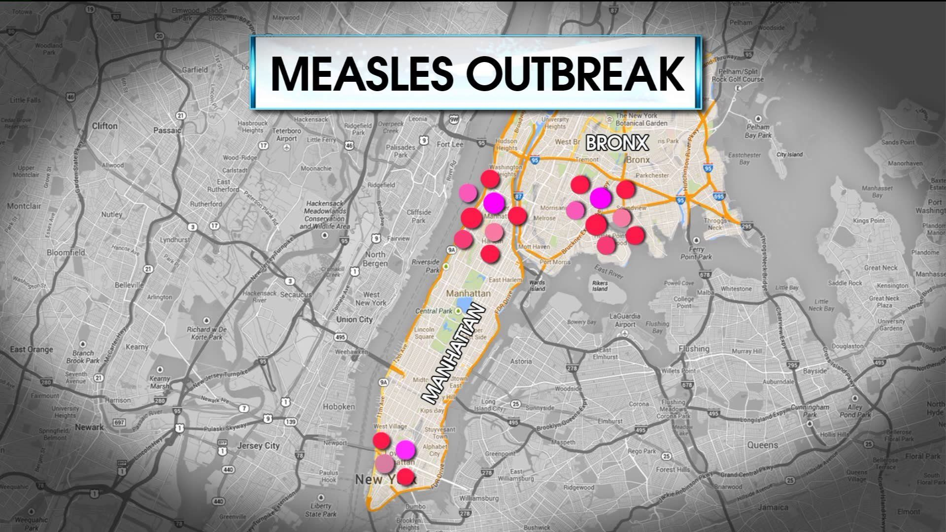 Pin on Measles
