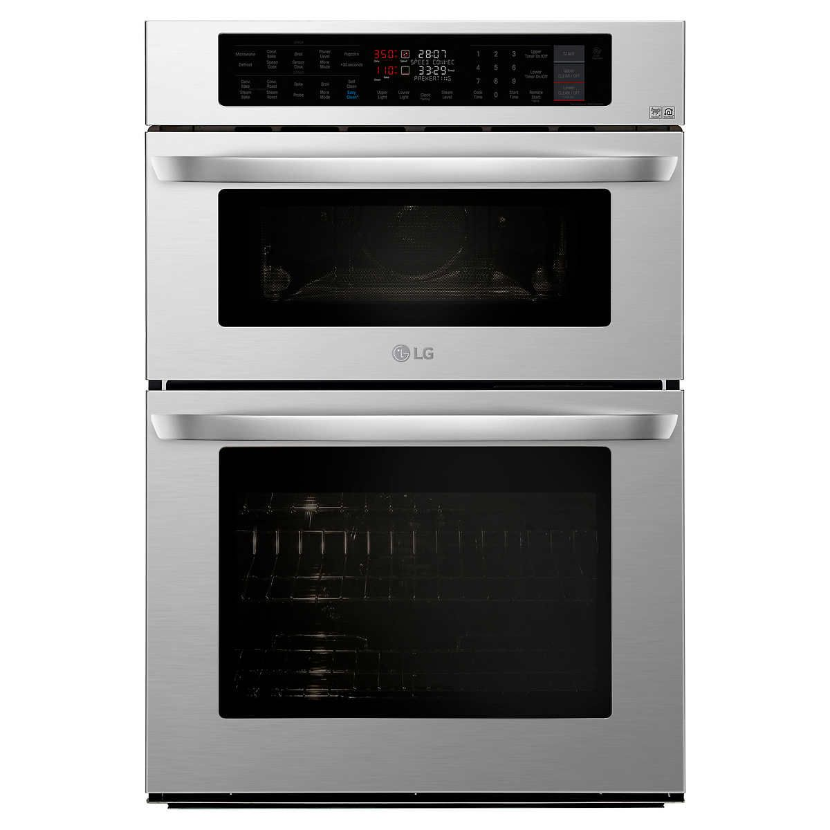Stainlesssteel 1 Wall Oven