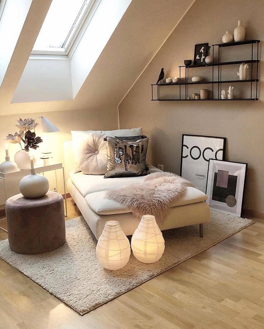 "Olivra Homedecor On Instagram: ""Love This Simple Interior"