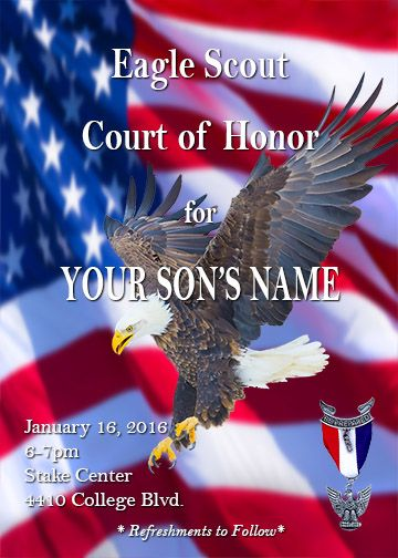 Eagle scout gift free downloads invitation program and eagle scout gift free downloads invitation program and powerpoint for court of honor maxwellsz