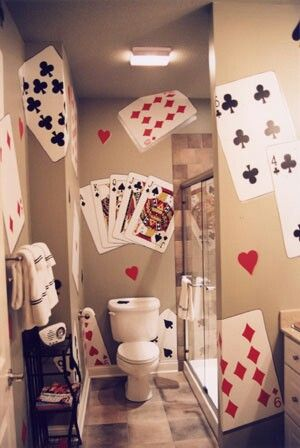 Alice In Wonderland Toilet Unique Bathroom Stuff Alice In