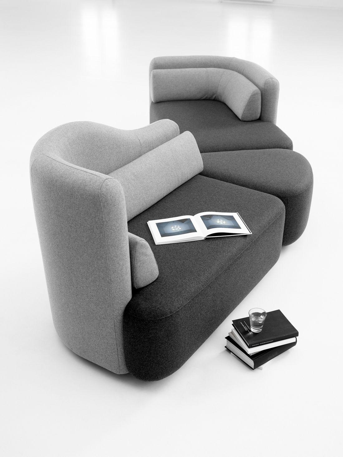 Karim Rashid Updates His Ottawa Collection For Boconcept Nordic Design Chairs Furniture Boconcept