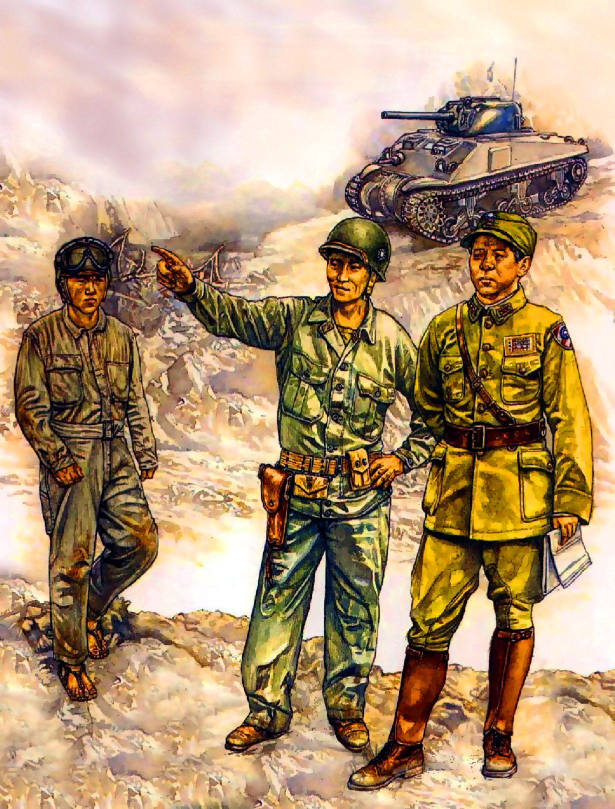 chinese civil war Chinese civil war, (1945–49), military struggle for control of china waged  between the nationalists (kuomintang) under chiang kai-shek and the  communists.