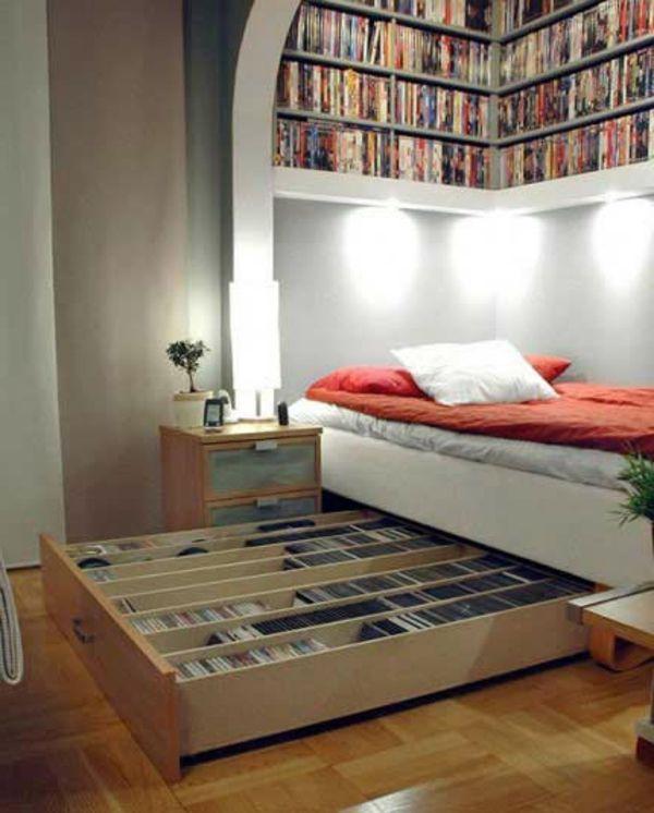 Chambre à coucher- 103 Grandes idées - Archzine.fr | Chambre à ...