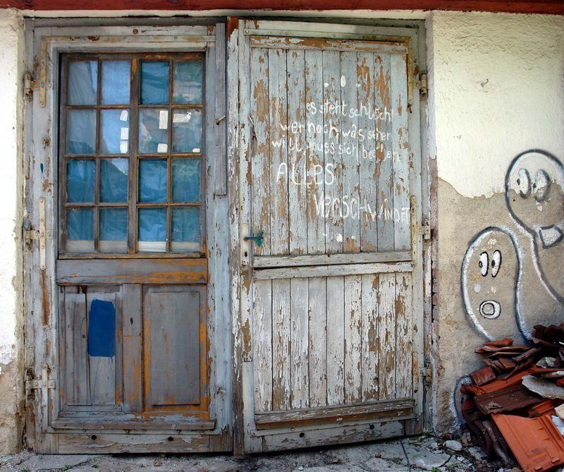 Alte Holztüren alte holztüren verweerde deuren