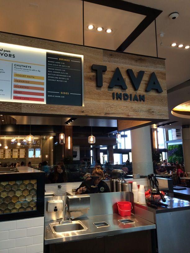 Review: Tava Indian Kitchen Santa Clara, CA in Valley Fair Mall ...