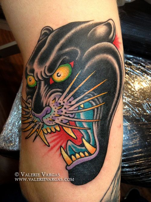 Frith Street Tattoo | Valerie