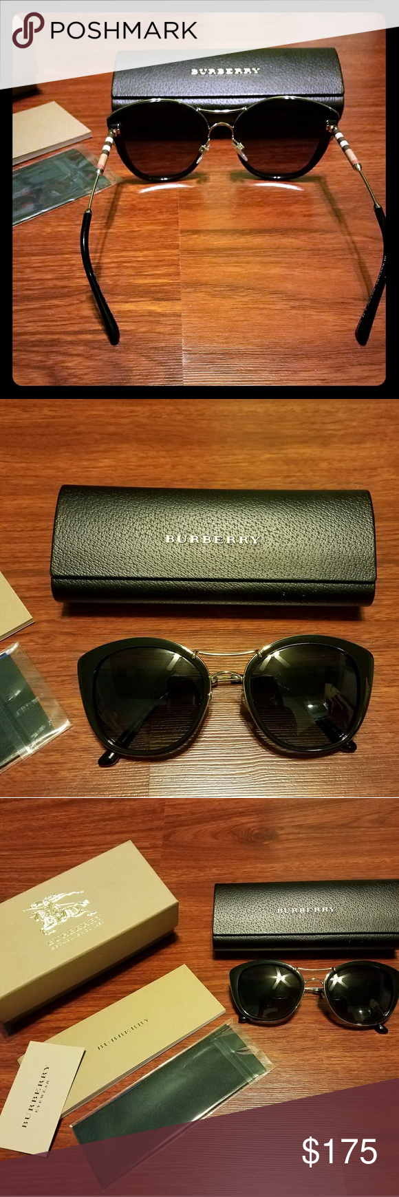 2bbd61566d4 Burberry Eyewear 4251 q Excellent condition worn once no scratches like new Burberry  Accessories Sunglasses