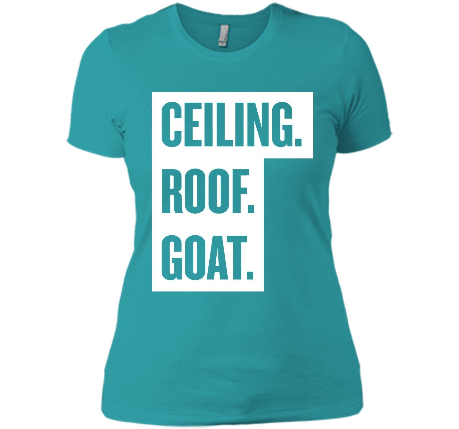 Ceiling Roof Goat T Shirt | Products | Pinterest | Goats, Ceilings ...