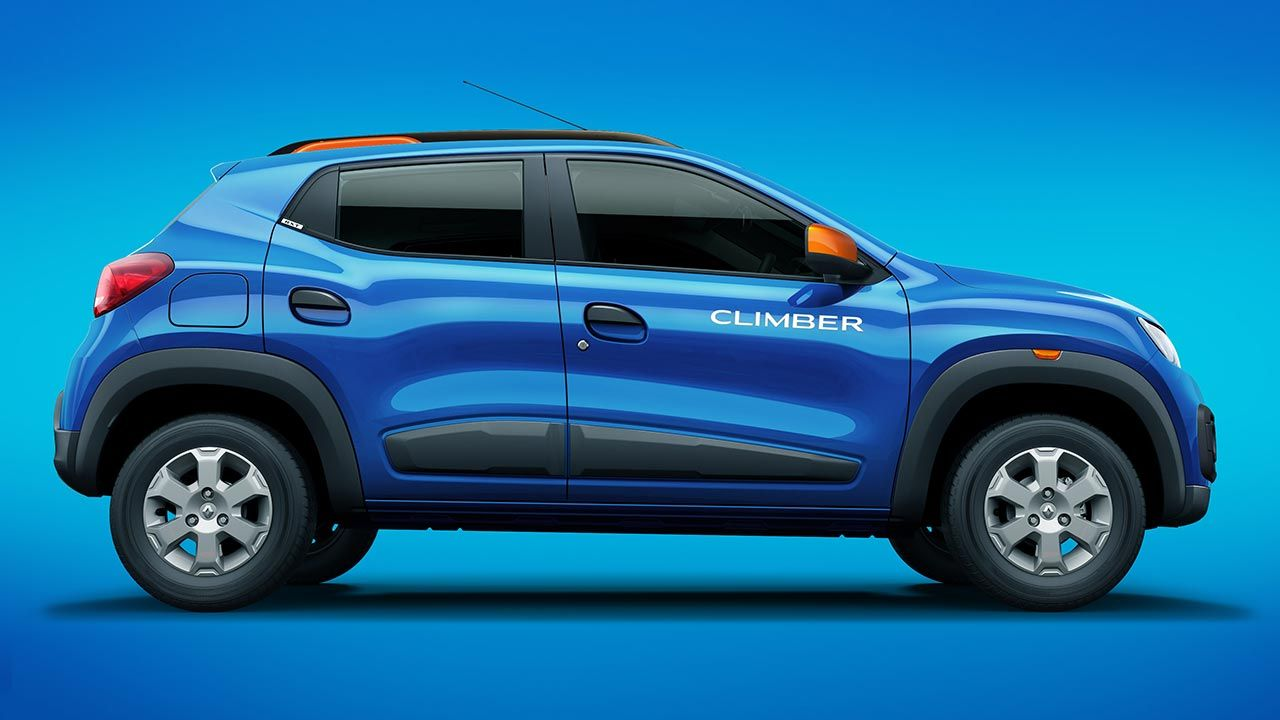 Renault Kwid Climber Launched In India At A Start Price Of Inr 4 3