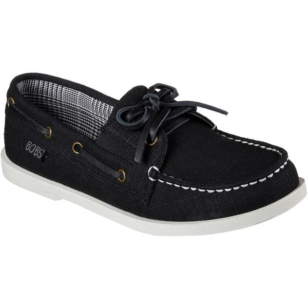Skechers Women's Bobs Chill Luxe - Anchor Up Black - Skechers (€49) ❤