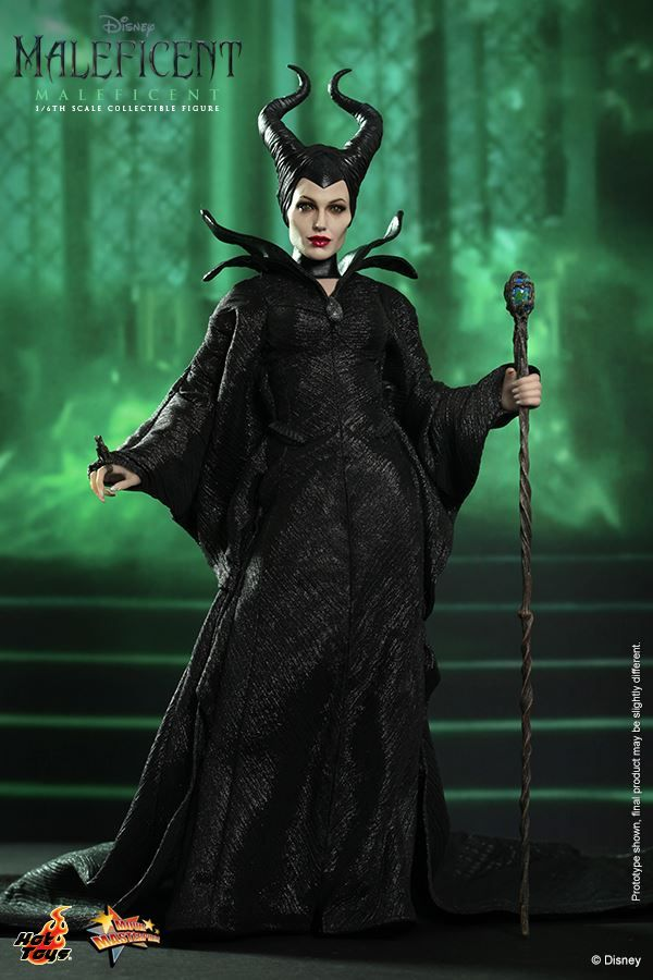 New Maleficent Figure By Hottoys 12 Tall Barbies And