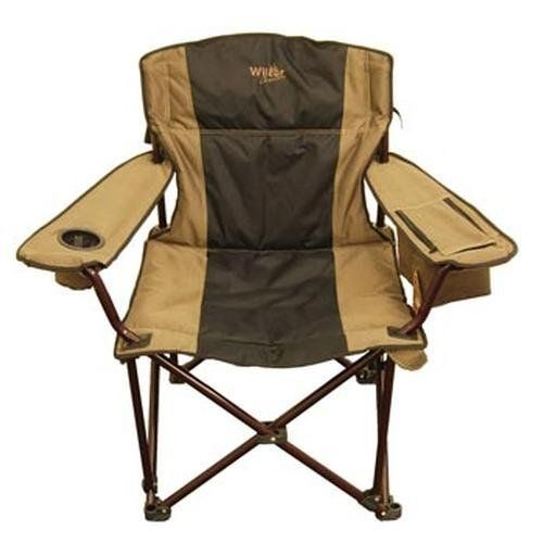 Big Tall Folding Camp Chair Super Strong Extra Wide Padded Drink Holder By Portable Camp Camping Chairs Folding Camping Chairs Heavy Duty Camping Chair