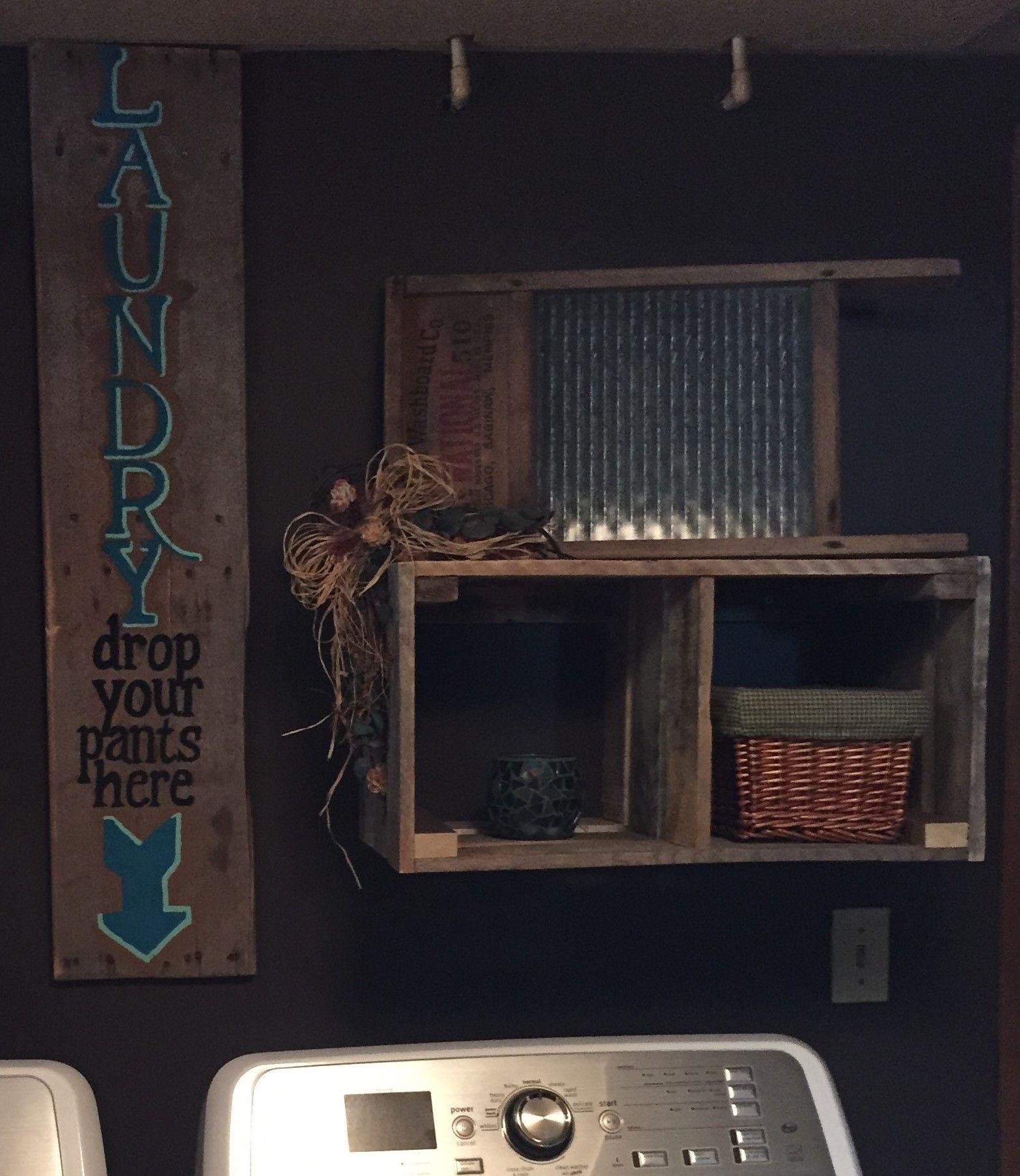 Crates, Basement Inspiration