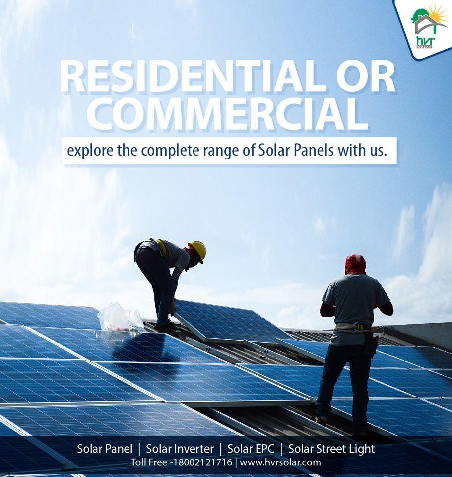Residential Commercial Solar Panels Solar Solar Panels Solar Pv