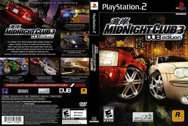 Midnight Club 3 Download Pc With Images Midnight Club